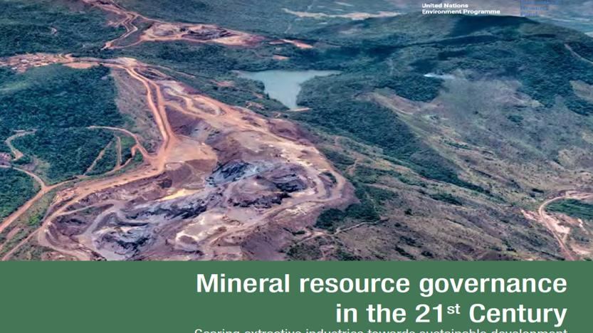 Gearing Extractive Industries Towards Sustainable Development – webinar report
