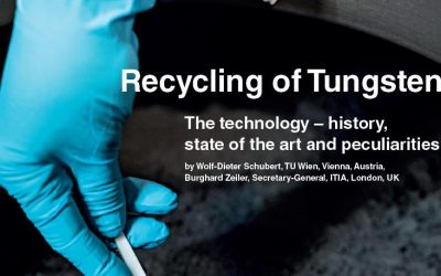 State-of-the-art of direct & chemical recycling of tungsten