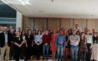 Second TARANTULA consortium meeting in Seville