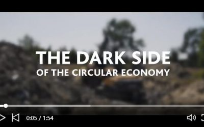New video: The Dark Side of the Circular Economy