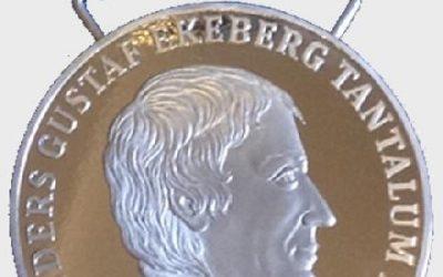 The Anders Gustaf Ekeberg Tantalum Prize 2020