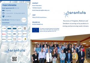 TARANTULA Leaflet
