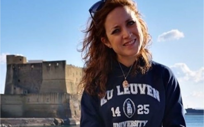 Meet our TARANTULA colleague: Martina Orefice (KU Leuven)