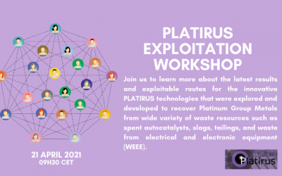 PLATIRUS Exploitation Workshop (April 21, 2021)