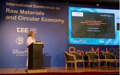 International Conference on Raw Materials and Circular Economy – RawMat2021